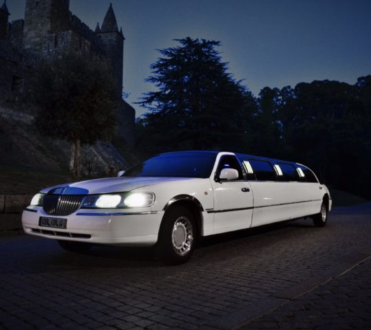 Limousine Ford Lincoln Towcar II
