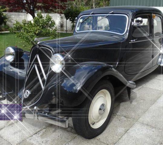 Citroën BL11 Arrastadeira