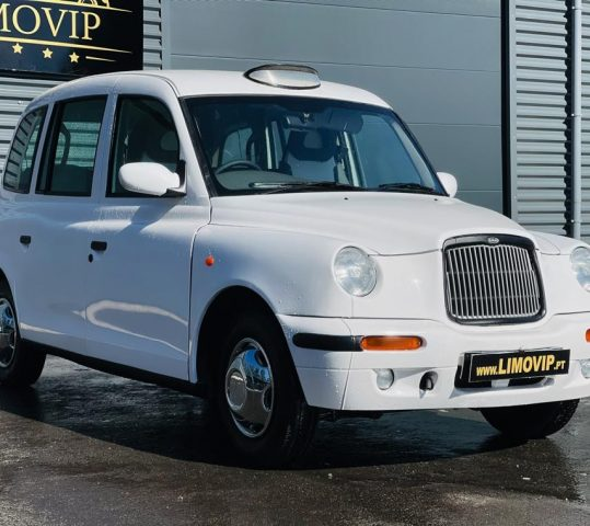 London Taxi Inglês Clássico