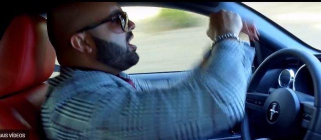 Viaturas usadas no videoclip dos Los Demás