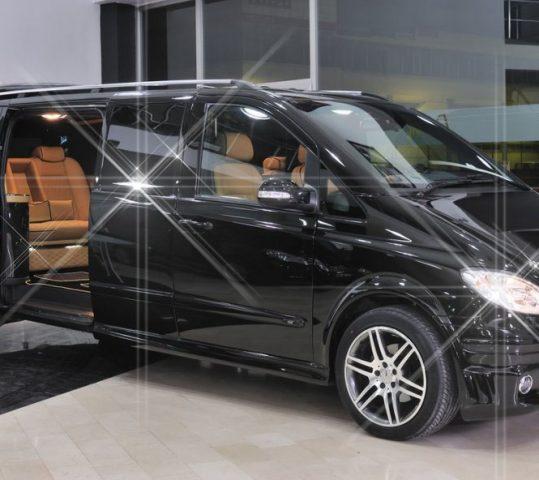 Mercedes Viano VIP