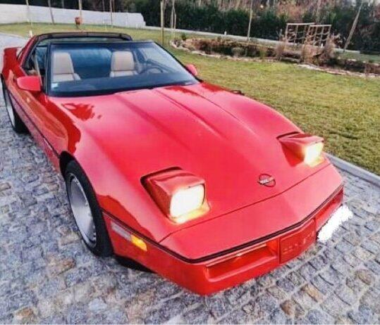 Chevrolet Corvette ZR1 Targa